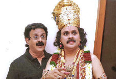 crazy mohan team