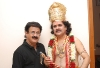 Crazy Mohan and Maadhu